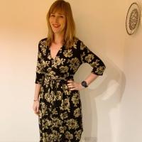 Minerva Maker: Nina Lee Mayfair Dress