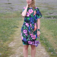 Minerva Maker: Megan Nielsen River Dress